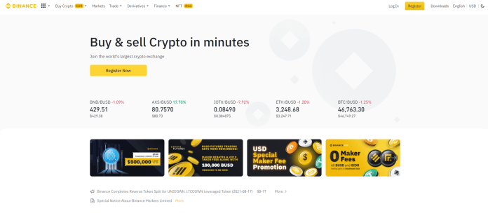 Binance Review and a Definitive Guide to Using the Popular Crypto Exchange