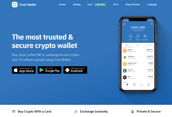 Trust Wallet Review - What are the Pros and Cons of Trust Wallet?