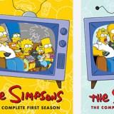 シンプソンズチャートは直角乱高下・シンプソンズは髪型が特徴的な長寿番組