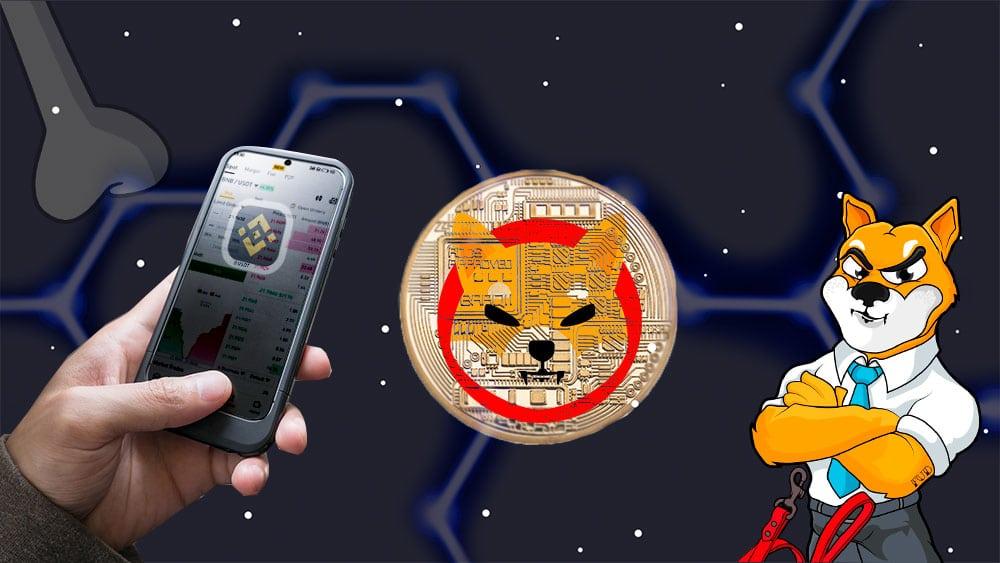 العملة الرقمية Shiba Inu