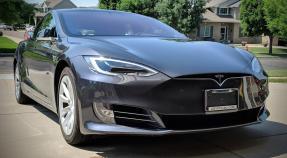 Crypto-ML Tesla Model S 2