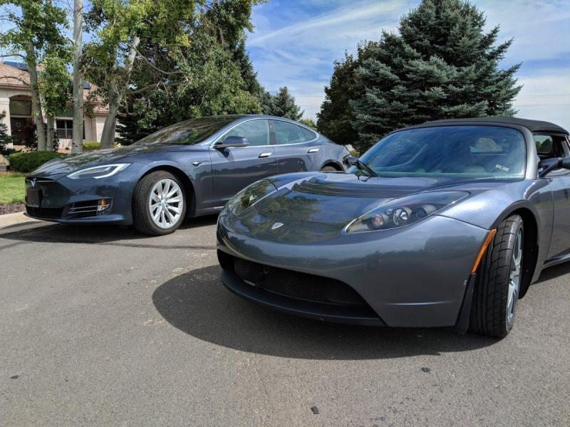 Tesla Roadster and Model S 2 - Crypto-ML