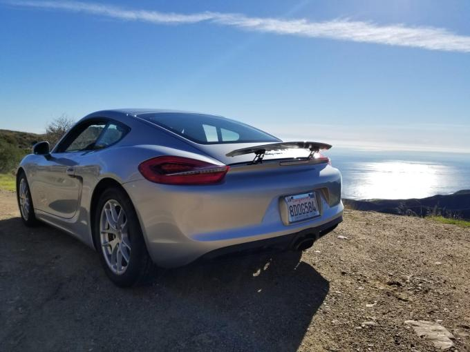 Porsche Cayman Crypto-ML