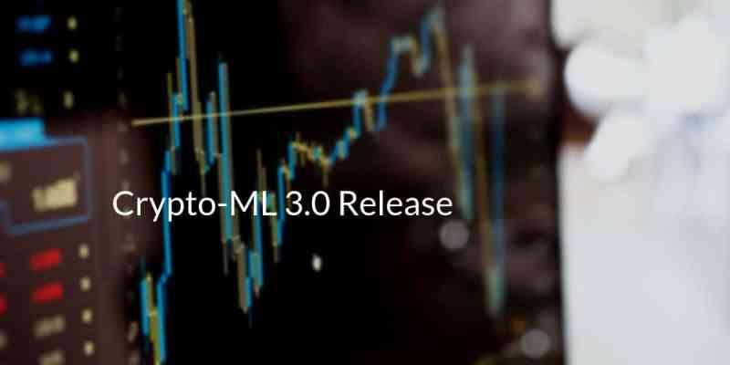 Crypto-ML 3.0 Released
