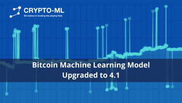 Bitcoin Machine Learning Model Upgraded to 4