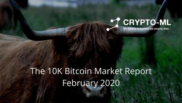 Crypto-ML The 10K Bitcoin Market Report February 2020