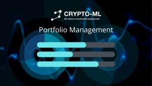 Crypto-ML Portfolio Management