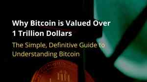 Why Bitcoin is Valued Over 1 Trillion Dollars 2