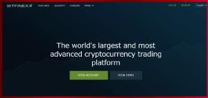 仮想通貨取引所┃ビットフィネックス(Bitfinex)