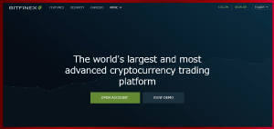 仮想通貨ネオ(NEO)が購入できる取引所┃ビットフィネックス(BITFINEX)
