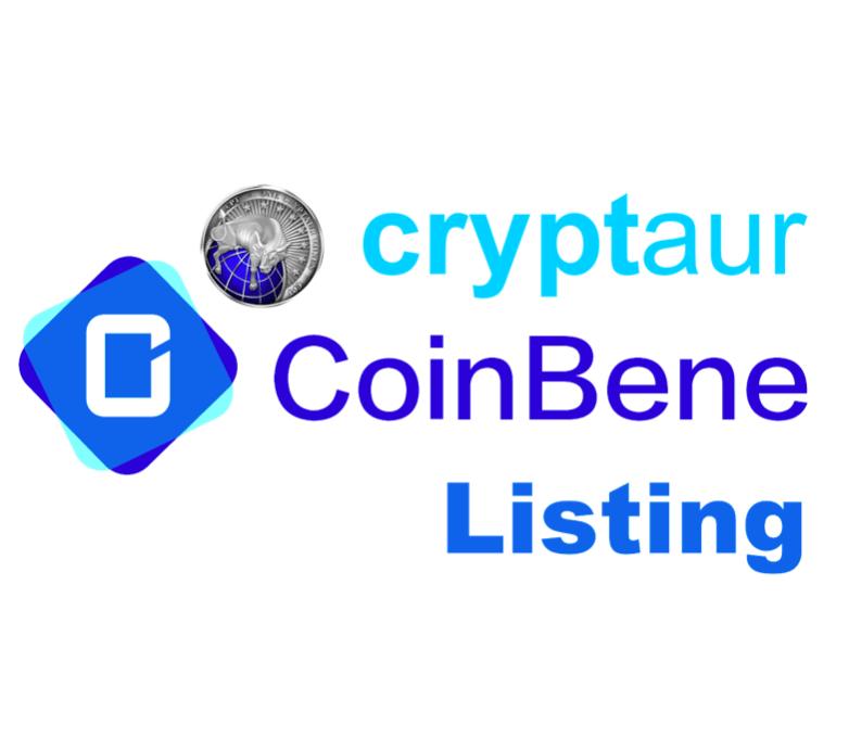 Cryptaur Press Release