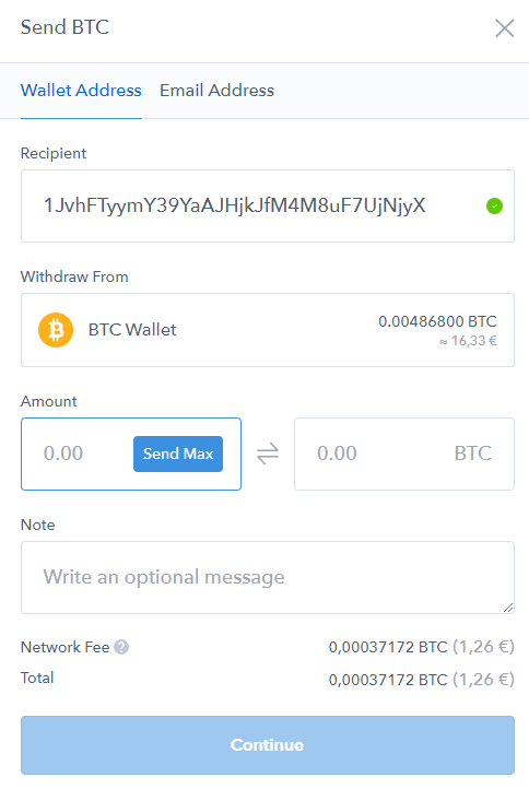 buy bitcoin with usd wallet
