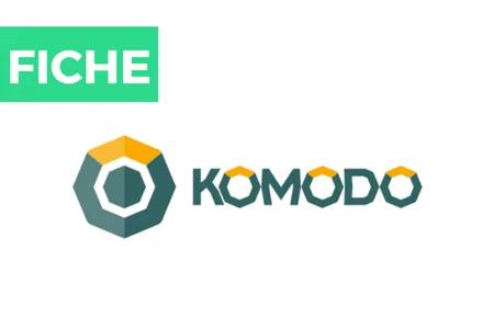 Fiche Crypto #13 Komodo (KMD)