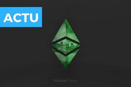 ETC Ethereum Classic Logo