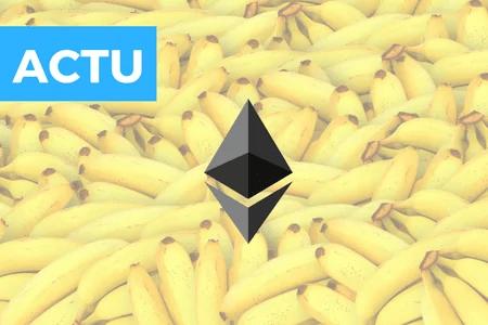 Plantez des bananes avec Ethereum