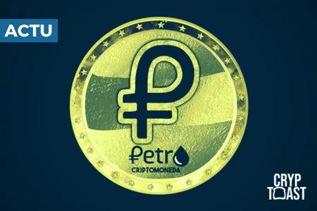 La crypto-monnaie vénézuélienne El Petro a recueilli plus de 3,3 milliards de dollars