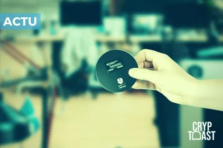 Archos présente son wallet pour crypto-monnaies : le Safe-T mini
