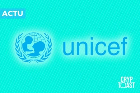 UNICEF France accepte les dons en crypto-monnaies
