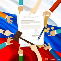 جماعة الضغط الروسية تقدم مشروع قانون بديل خاص بالأصول الرقمية