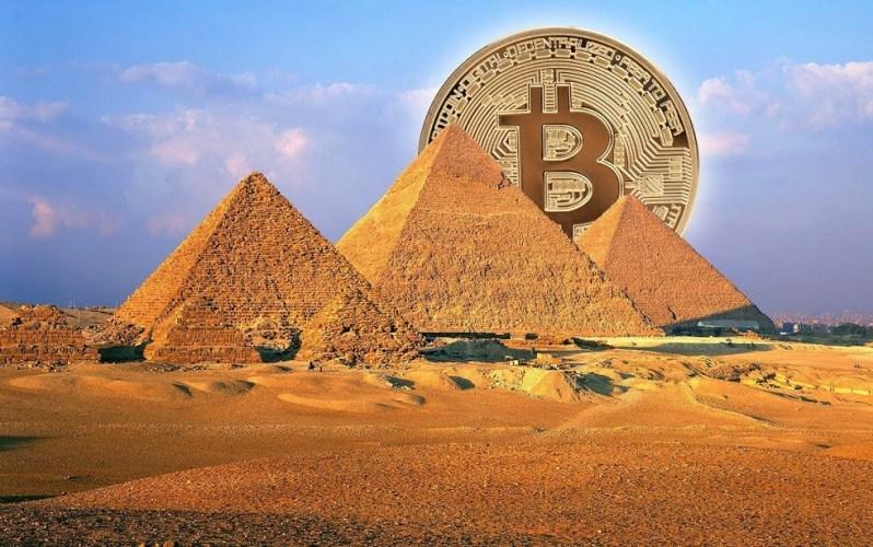 ارتفاع استخدام بيتكوين في مصر وسط الركود الاقتصادي