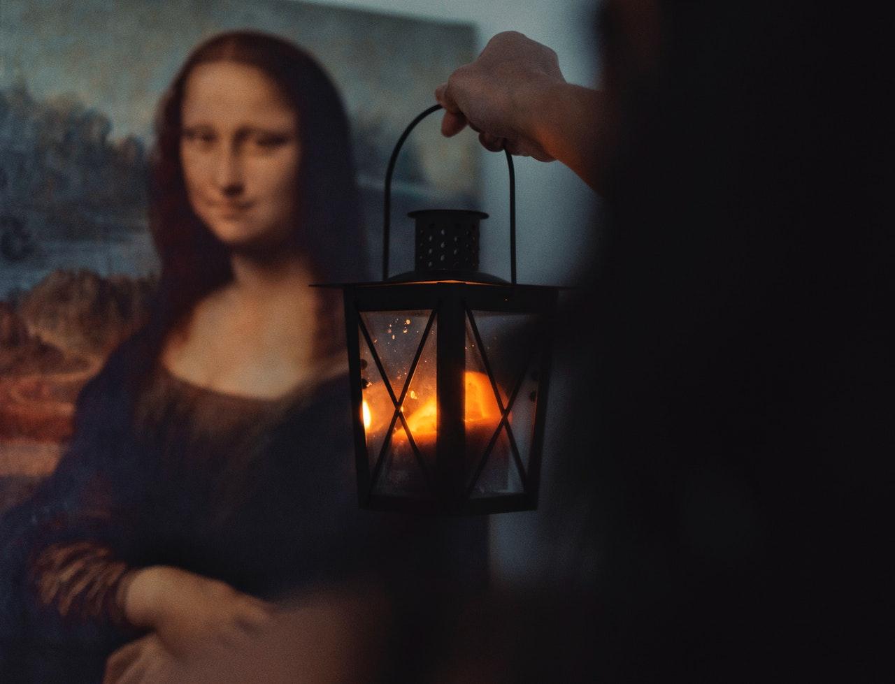 NFTs Mona Lisa