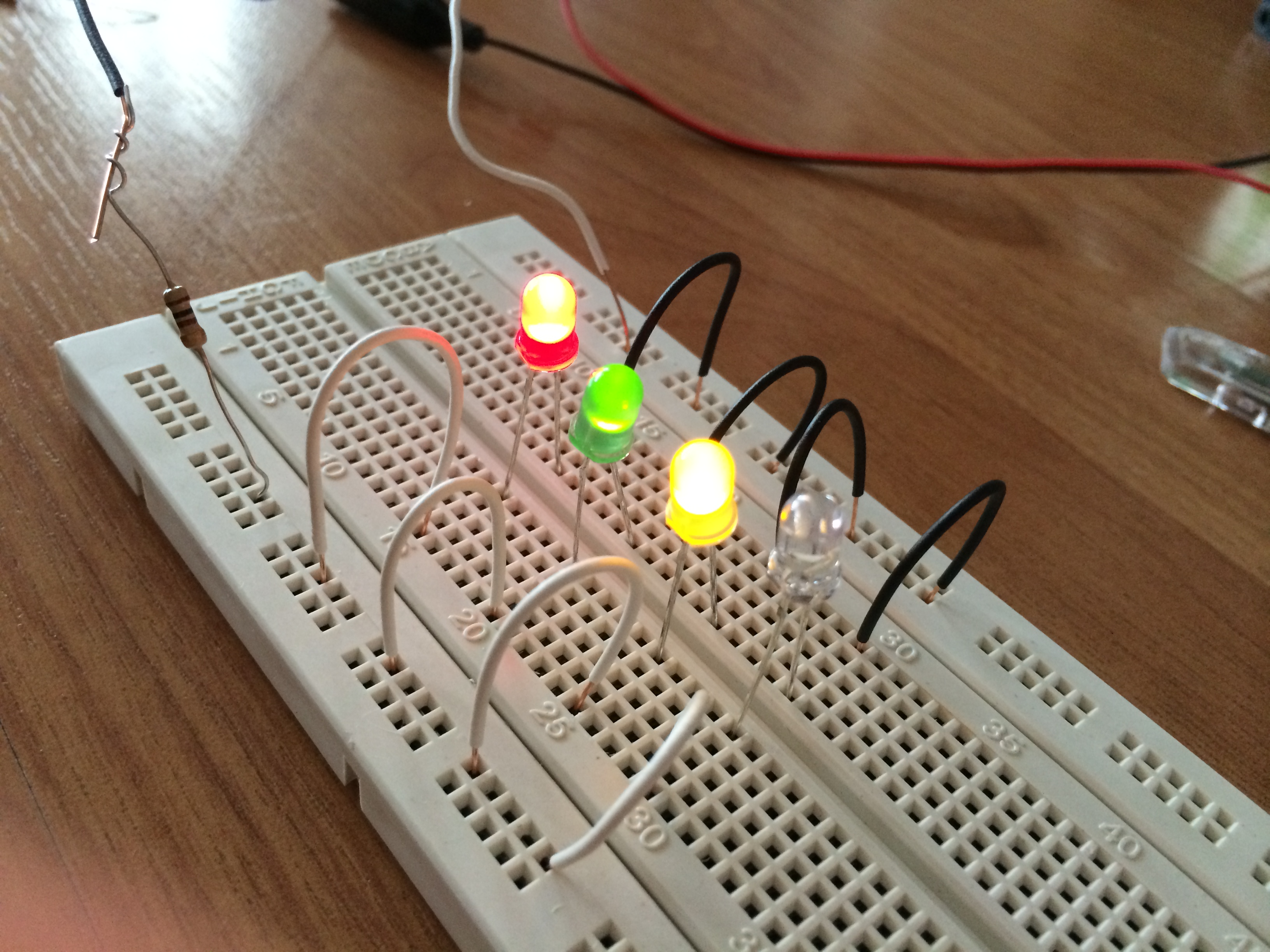 Simple Science Project Parallel And Serial Circuits