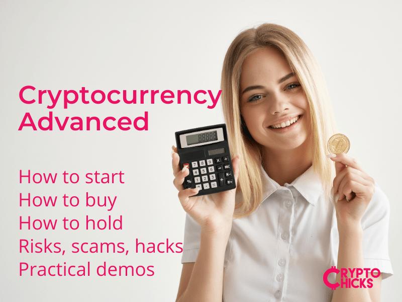 Advanced-crypto
