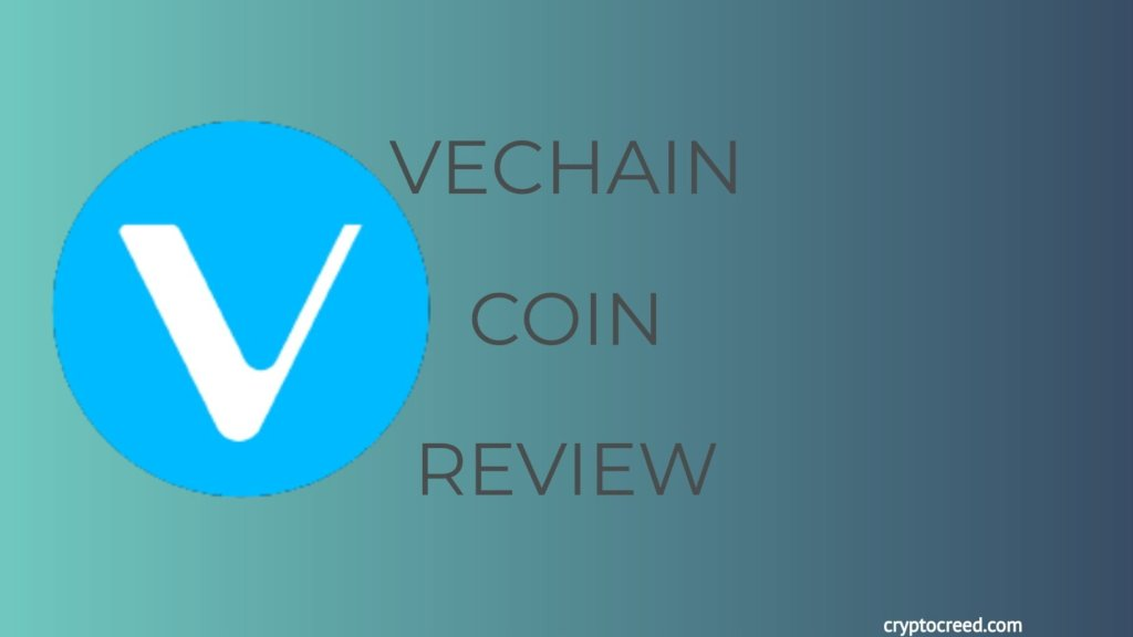 vechain coin review