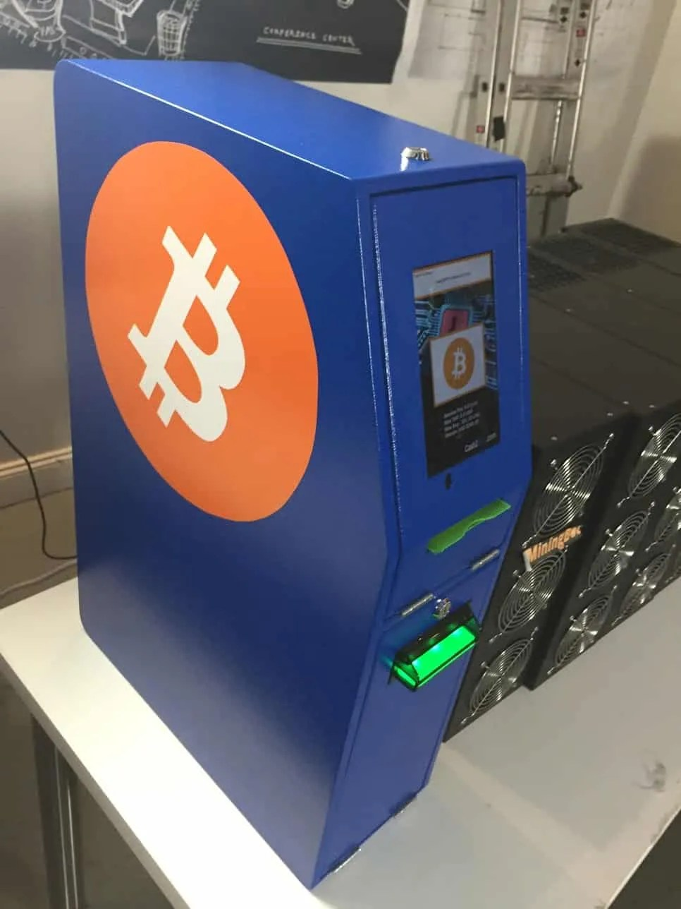 Cash2BTC Co-Founder Interview, Bitcoin ATM Review