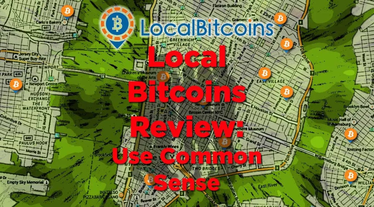 Localbitcoins Review: Worth the risk?
