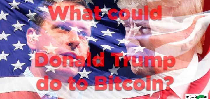Donald Trump Bitcoin Peter Thiel