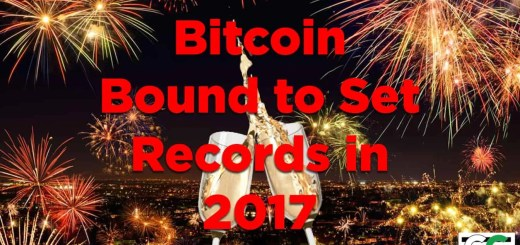 Bitcoin price 2017 record