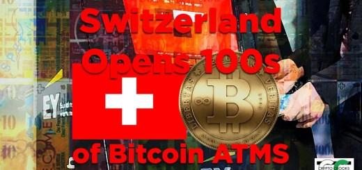 Swiss Bitcoin ATM