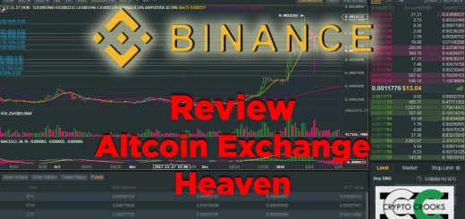 Binance Review 2018 Cryptocurrency exchange