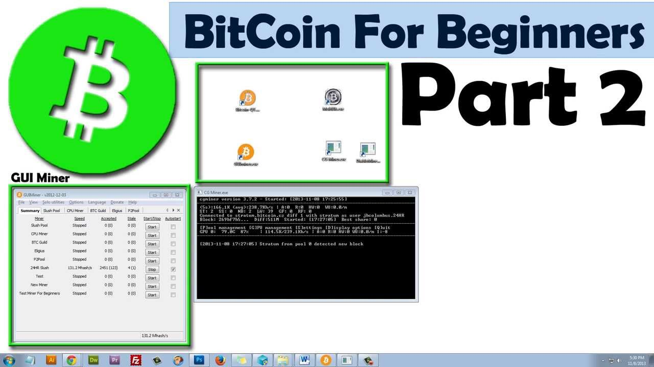 cryptocurrency gui miner review