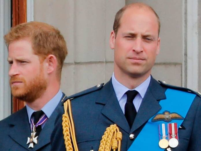 Prince Harry Defends His Brother
