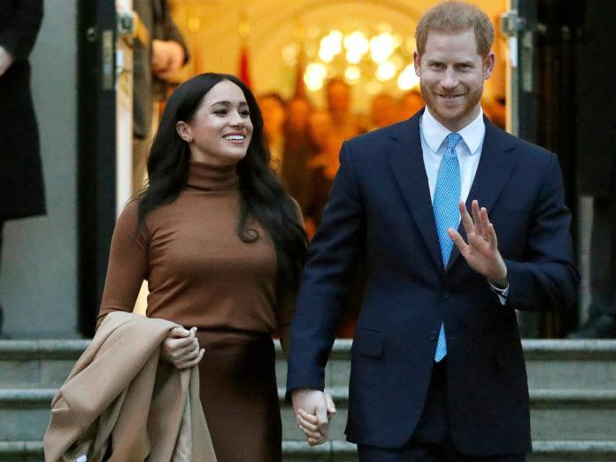 How Meghan Markle & Prince Harry Can Recall the Highlight Assist