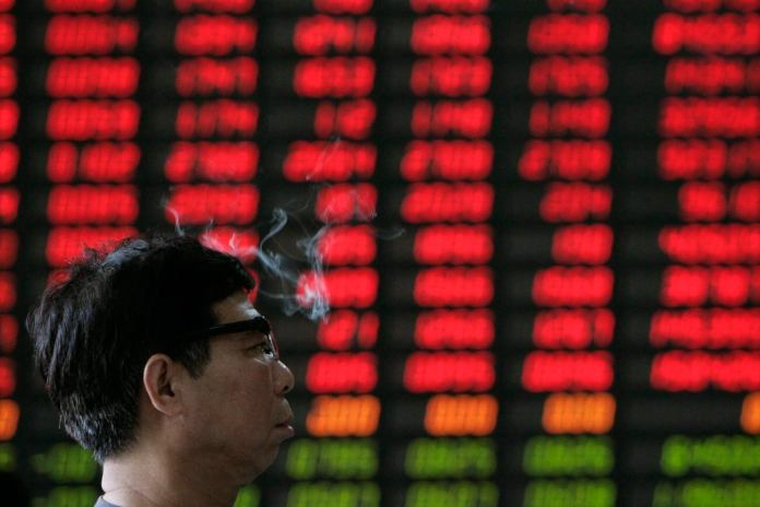 China's 'Memoir Confrontation' Warning Accelerates Stock Bubble Fears