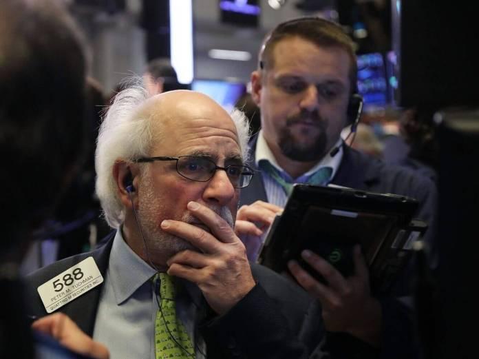 Dow Tumbles After Horrific Economic Files Spooks U.S. Stock Market
