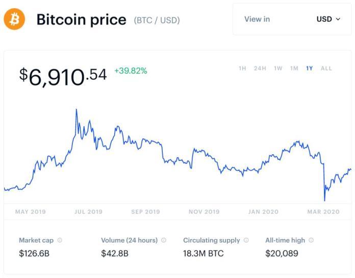 bitcoin, bitcoin price, India, coronavirus, chart