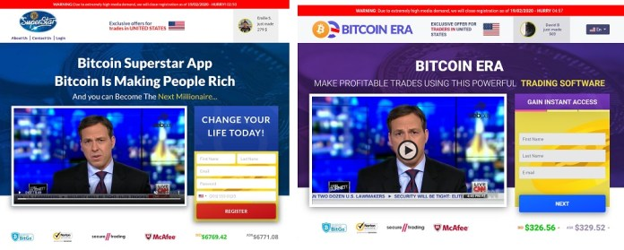 Bitcoin Superstar and Bitcoin Era - The Latest Two Faces of the Same Scam