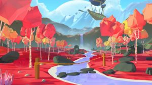 Exploring Decentraland: A Review of the Virtual World Built on Ethereum