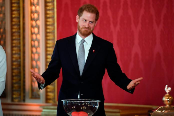 Prince Harry Can also just Succeed The build Meghan Markle Failed: Hollywood