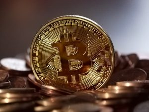 Bitcoin Currency Decentralized Coin Money Virtual