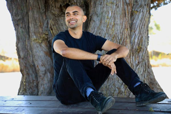 "Once the van he has ordered arrives, Rohan Dixit, the founder of a medical device start-up, will ""go between the mountains and the ocean and anywhere there's a cell signal."""