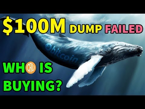 Who are the whales in cryptocurrency
