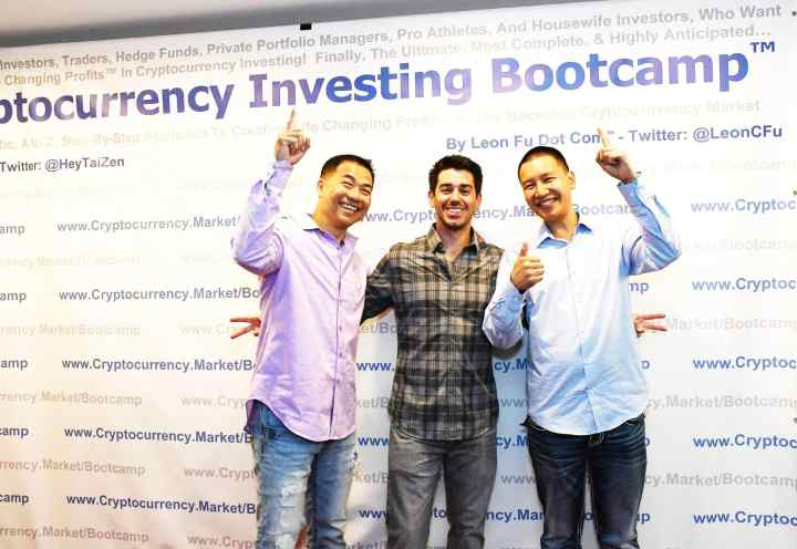 Cryptocurrency Investing Bootcamp - Tai Zen & Leon Fu Dot Com 14
