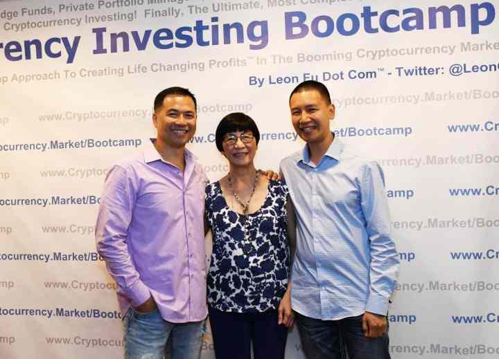 Cryptocurrency Investing Bootcamp - Tai Zen & Leon Fu Dot Com 26