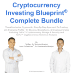 Cryptocurrency Investing Blueprint Complete Bundle Course Cover