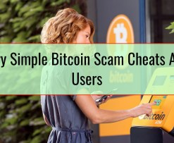 Very Simple Bitcoin Scam Cheats ATM Users